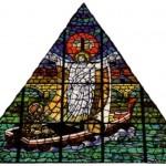 St Nicholas Stained Glass Window